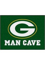 Green Bay Packers 34x45 All Star Rug Interior Rug