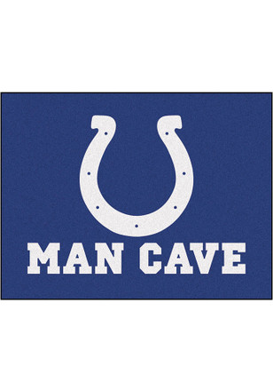 Indianapolis Colts 34x45 All Star Rug Interior Rug