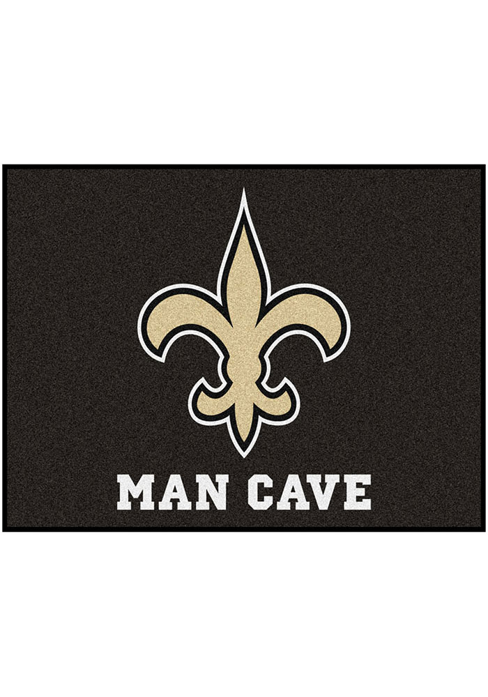 New Orleans Saints 34x45 All Star Rug Interior Rug - Image 1