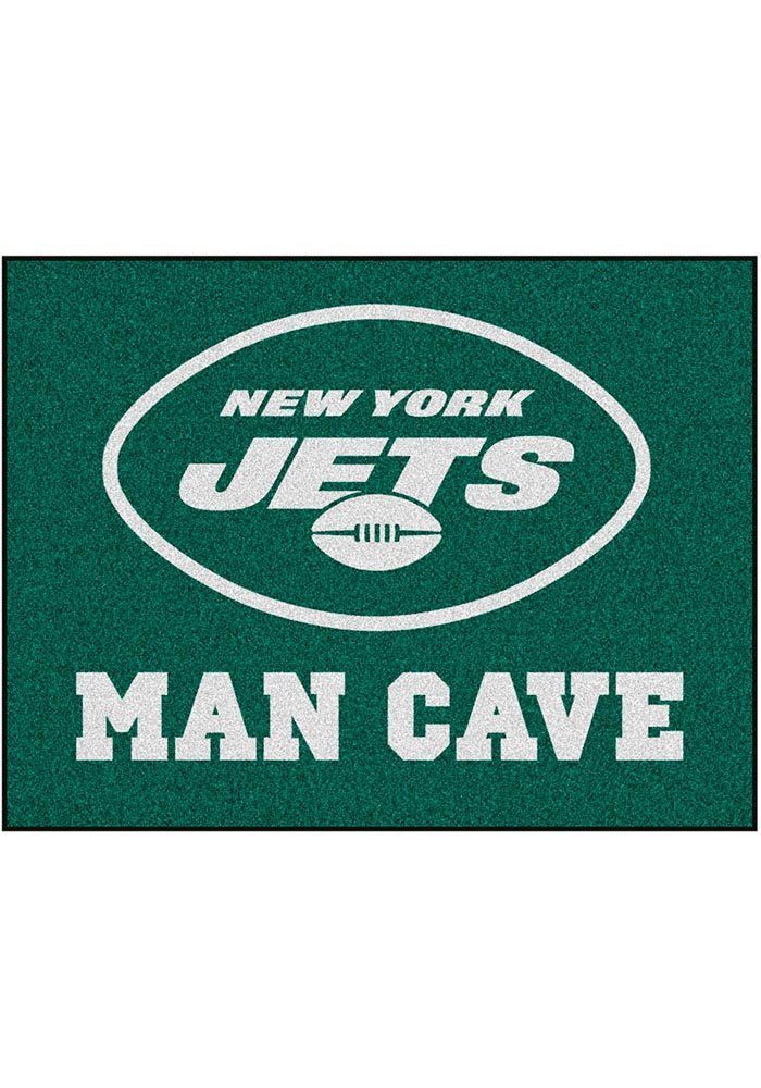 New York Jets 34x45 All Star Rug Interior Rug - Image 1