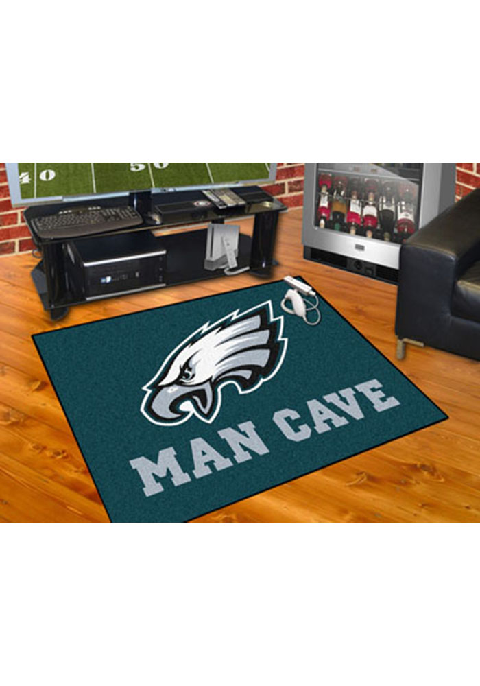 Philadelphia Eagles 34x45 All Star Rug Interior Rug - Image 1