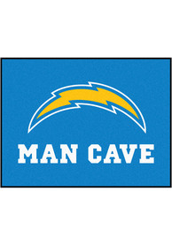 Los Angeles Chargers 34x45 All Star Rug Interior Rug