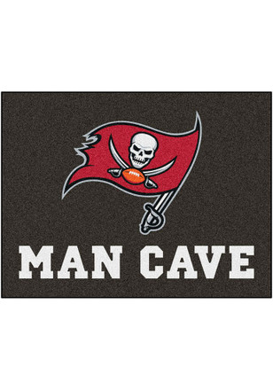 Tampa Bay Bucs 34x45 All Star Rug Interior Rug
