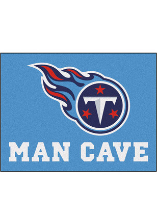 Tennessee Titans 34x45 All Star Rug Interior Rug