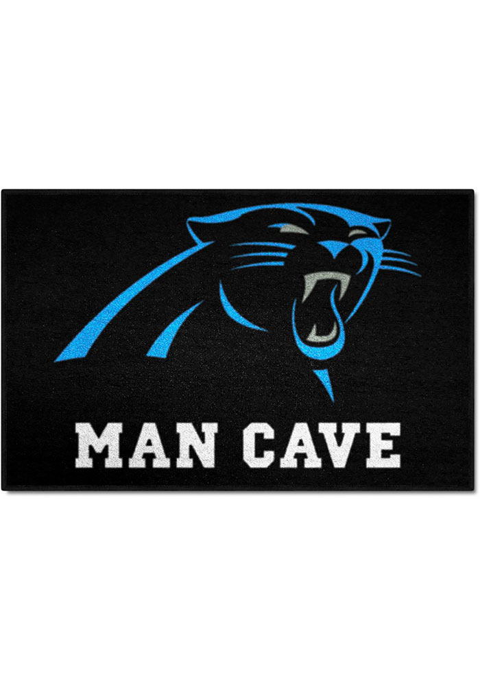 Carolina Panthers 19x30 Starter Interior Rug - Image 1
