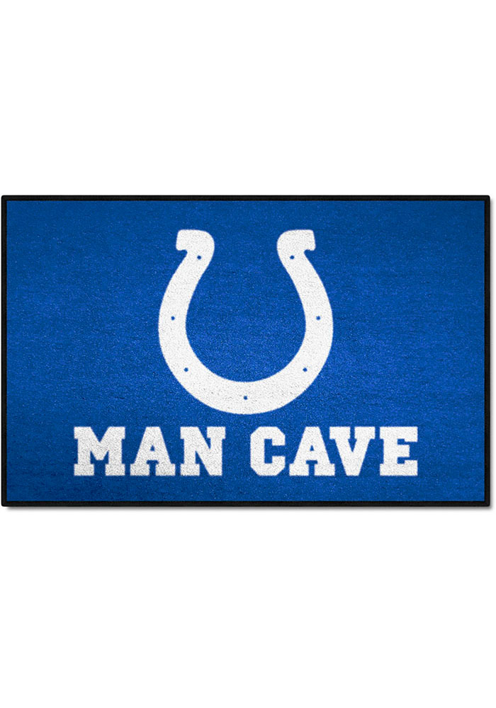 Indianapolis Colts 19x30 Starter Interior Rug - Image 1