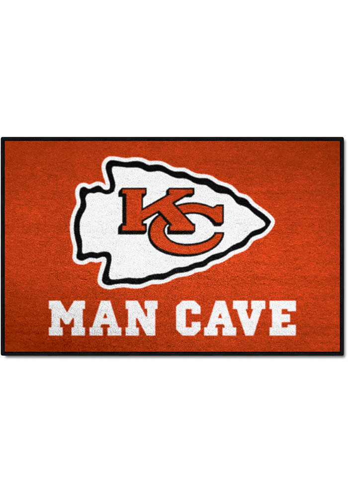 Kansas City Chiefs 19x30 Starter Interior Rug - Image 1