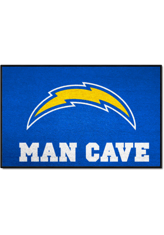 Los Angeles Chargers 19x30 Starter Interior Rug - Image 1