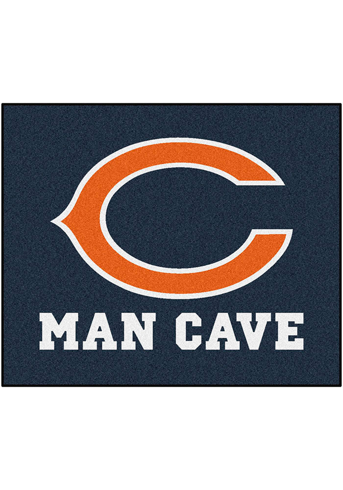 Chicago Bears 60x72 Tailgater BBQ Grill Mat - Image 1