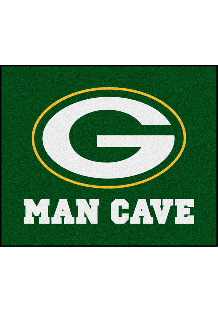 Green Bay Packers 60x72 Tailgater BBQ Grill Mat - Image 1