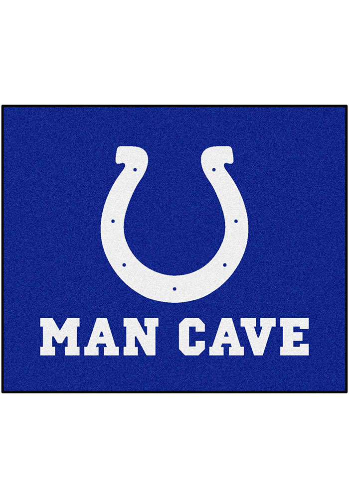 Indianapolis Colts 60x72 Tailgater BBQ Grill Mat - Image 1