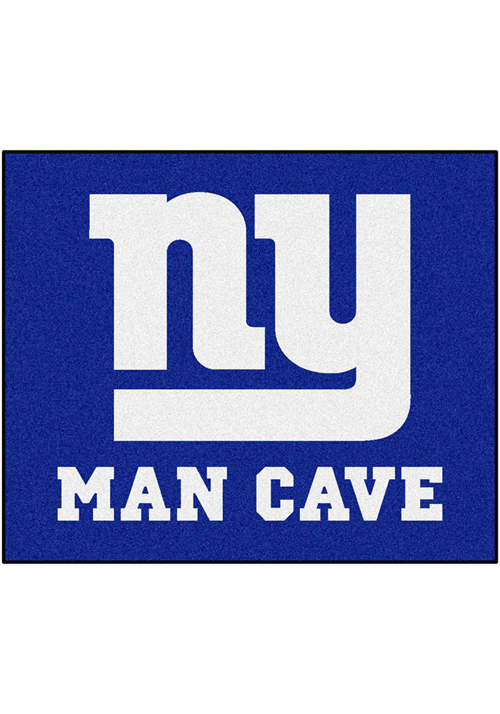 New York Giants 60x72 Tailgater BBQ Grill Mat - Image 1