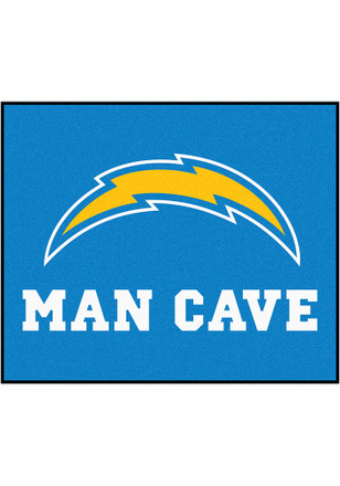 San Diego Chargers 60x72 Tailgater BBQ Grill Mat