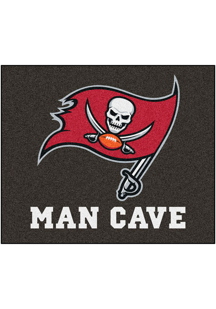 Tampa Bay Buccaneers 60x72 Tailgater BBQ Grill Mat - Image 1