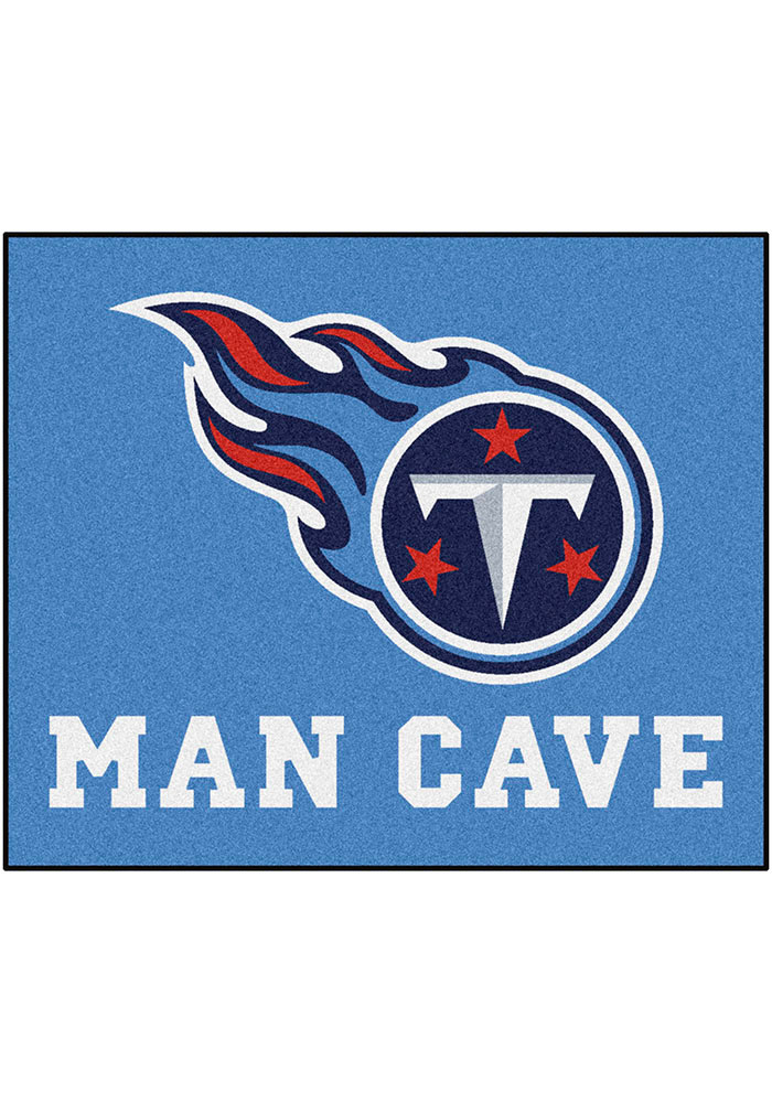 Tennessee Titans 60x72 Tailgater BBQ Grill Mat - Image 1