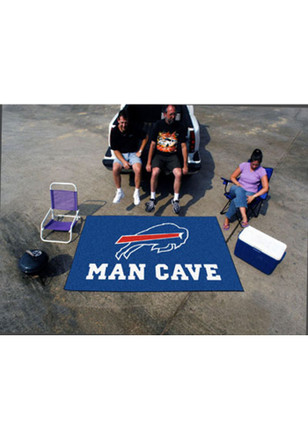 Buffalo Bills 60x96 Ultimat BBQ Grill Mat