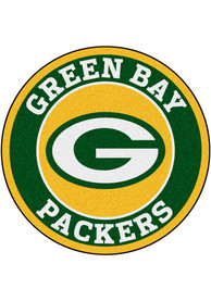 Green Bay Packers 26 Roundel Interior Rug