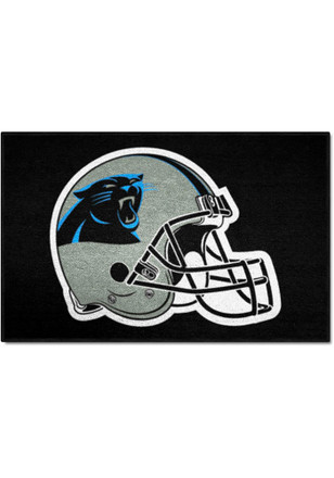 Carolina Panthers 19x30 Starter Interior Rug