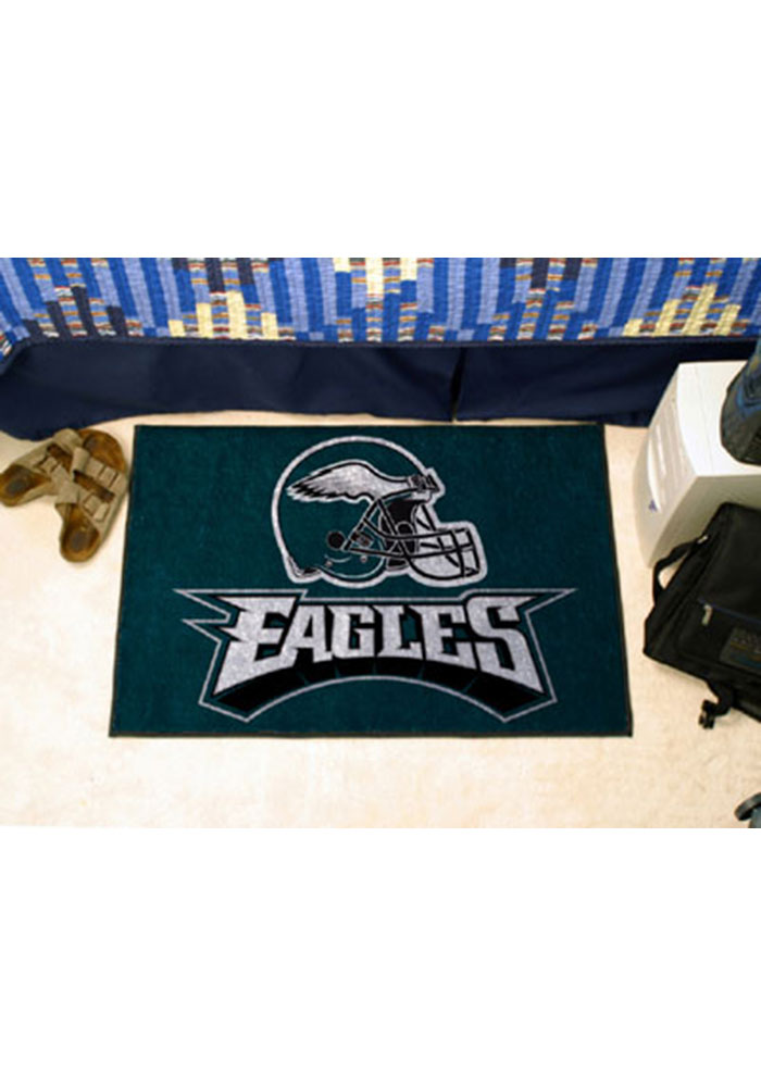 Philadelphia Eagles 19x30 Starter Interior Rug - Image 1