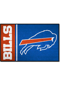 Buffalo Bills 19x30 Starter Interior Rug