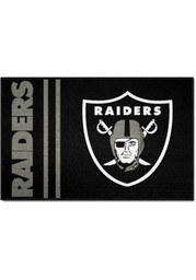 Oakland Raiders 19x30 Starter Interior Rug