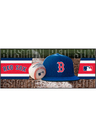 Boston Red Sox 30x72 Runner Interior Rug