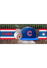 Chicago Cubs 30x72 Runner Interior Rug