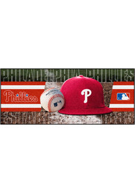 Philadelphia Phillies 30x72 Runner Interior Rug