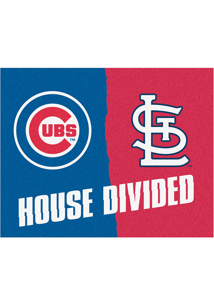 Chicago Cubs 34x45 Rug Interior Rug - Image 1