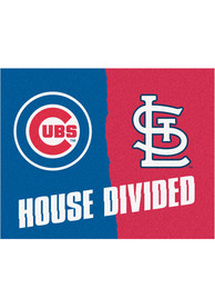 Chicago Cubs 34x45 Rug Interior Rug