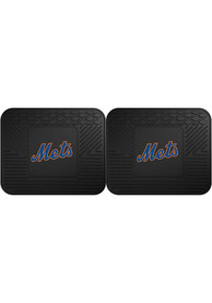 Sports Licensing Solutions New York Mets 14x17 Utility Mats Car Mat - Black