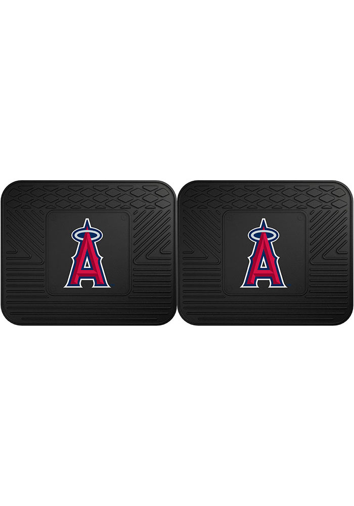 Sports Licensing Solutions Los Angeles Angels 14x17 Utility Mats Car Mat - Black - Image 1