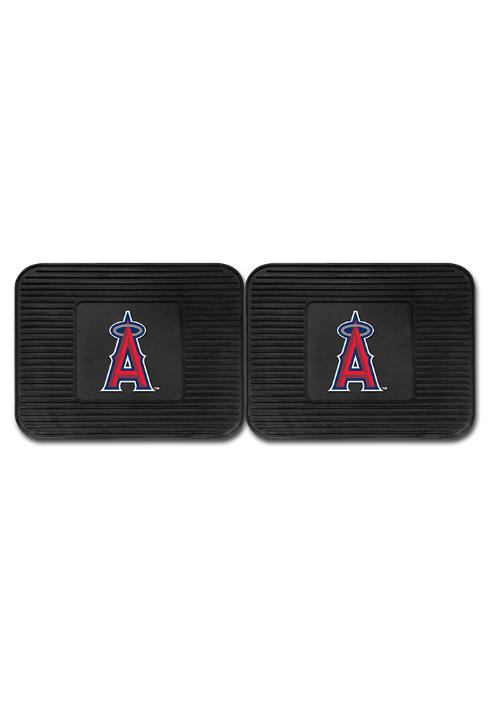 Sports Licensing Solutions Los Angeles Angels 14x17 Utility Mats Car Mat - Black - Image 2