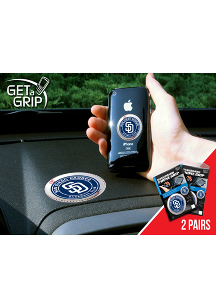 San Diego Padres Get a Grip Auto Magic Pad - Image 1