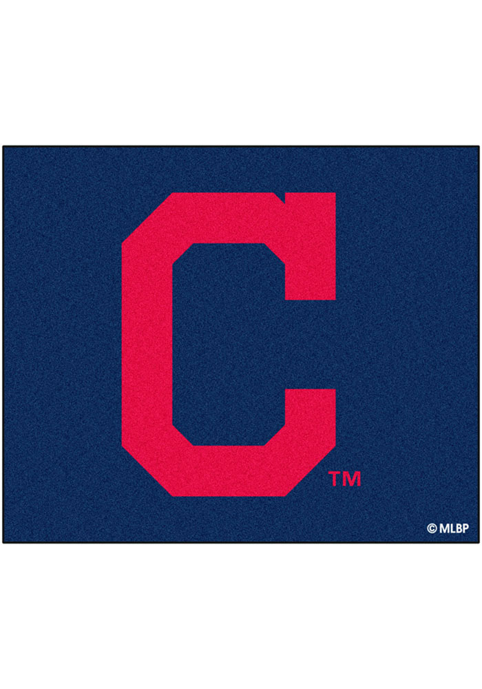 Cleveland Indians 60x72 Tailgater Interior Rug - Image 1