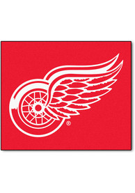 Detroit Red Wings 60x72 Tailgater BBQ Grill Mat