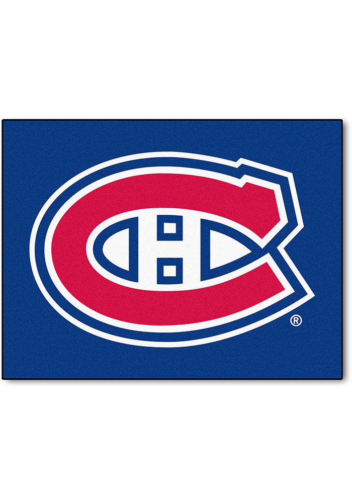 Montreal Canadiens 34x45 All Star Interior Rug - Image 1