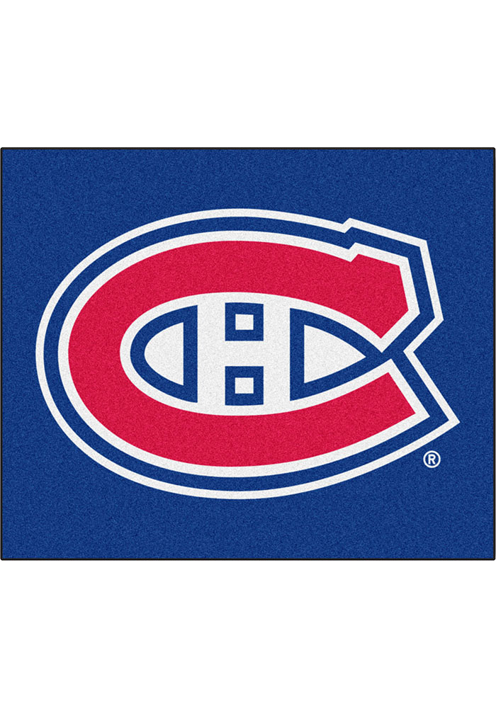 Montreal Canadiens 60x72 Tailgater BBQ Grill Mat - Image 1