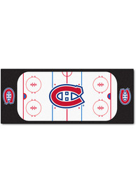 Montreal Canadiens 30x72 Runner Interior Rug