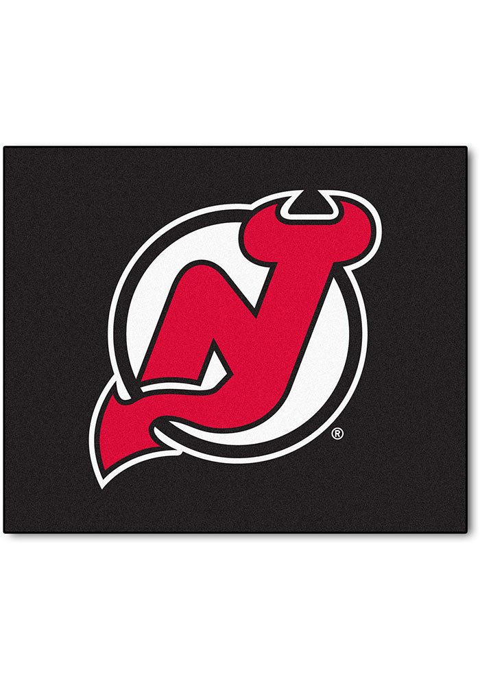 New Jersey Devils 60x72 Tailgater BBQ Grill Mat - Image 1
