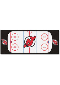 New Jersey Devils 30x72 Runner Interior Rug