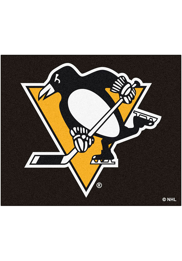 Pittsburgh Penguins 60x72 Tailgater BBQ Grill Mat - Image 1
