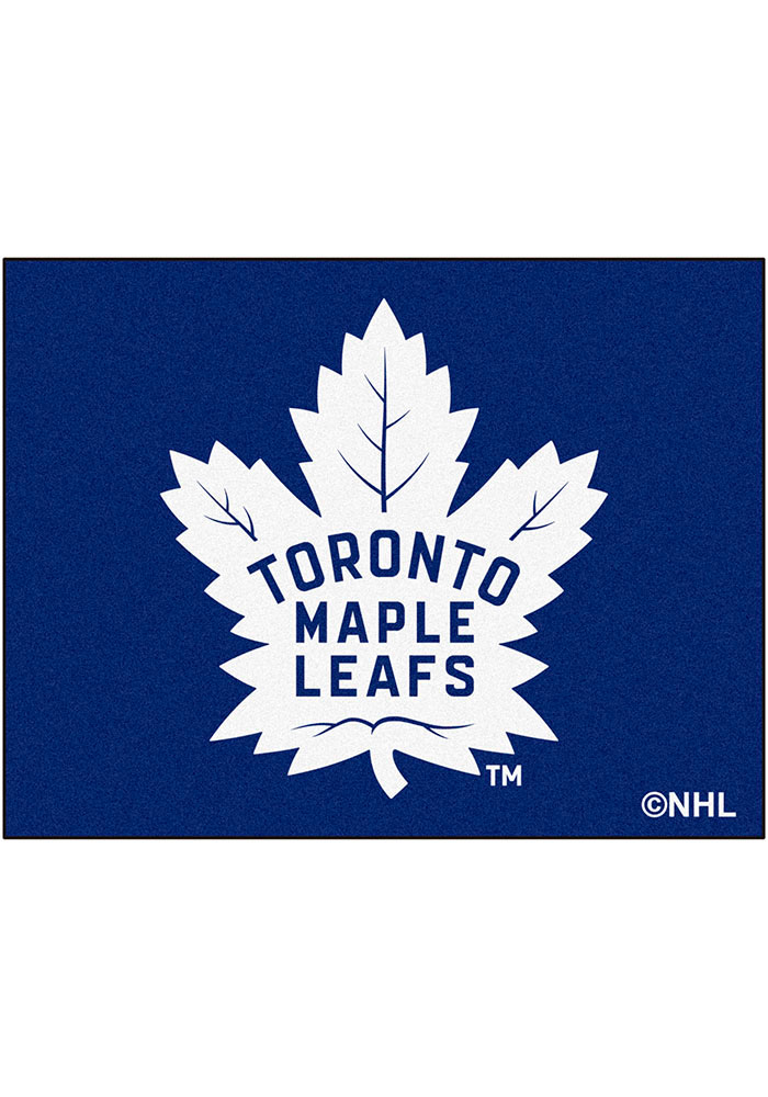 Toronto Maple Leafs 34x45 All Star Interior Rug - Image 1