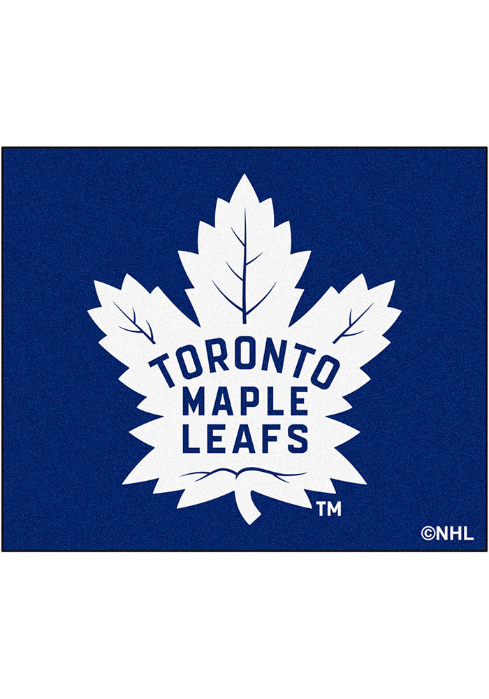 Toronto Maple Leafs 60x72 Tailgater BBQ Grill Mat - Image 1