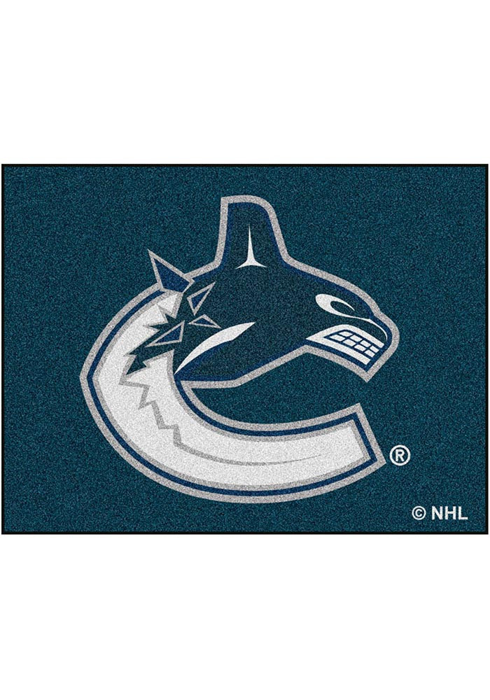 Vancouver Canucks 34x45 All Star Interior Rug - Image 1