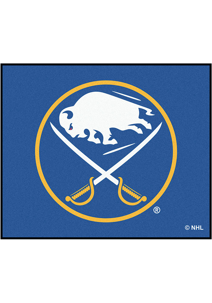 Buffalo Sabres 60x72 Tailgater BBQ Grill Mat - Image 1