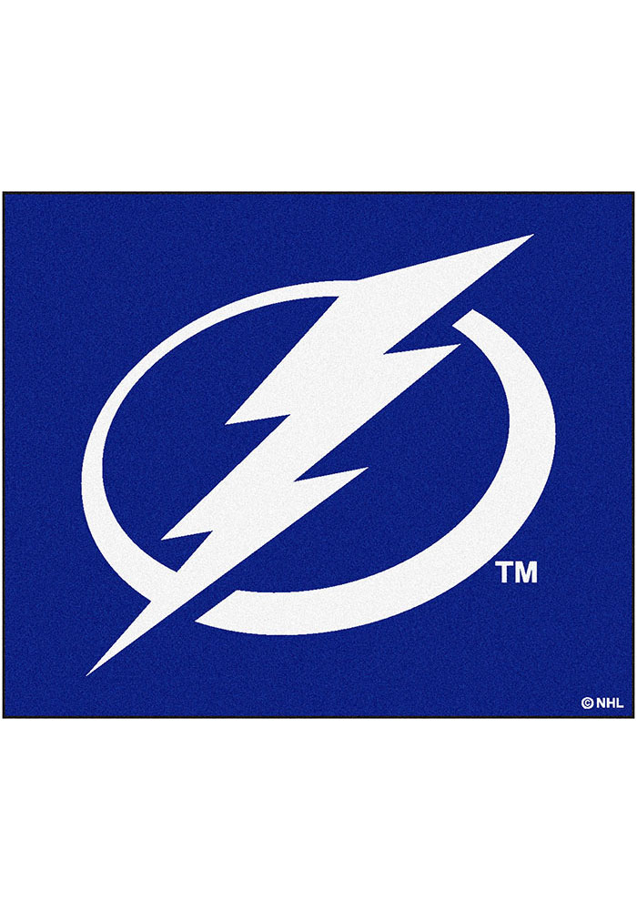 Tampa Bay Lightning 60x72 Tailgater BBQ Grill Mat - Image 1