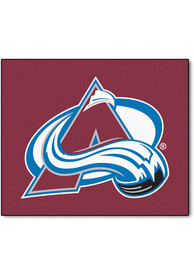 Colorado Avalanche 60x72 Tailgater BBQ Grill Mat