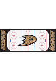 Anaheim Ducks 30x72 Runner Interior Rug