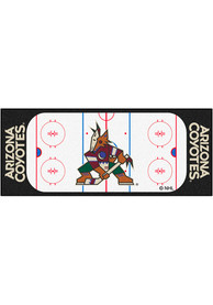 Arizona Coyotes 30x72 Runner Interior Rug